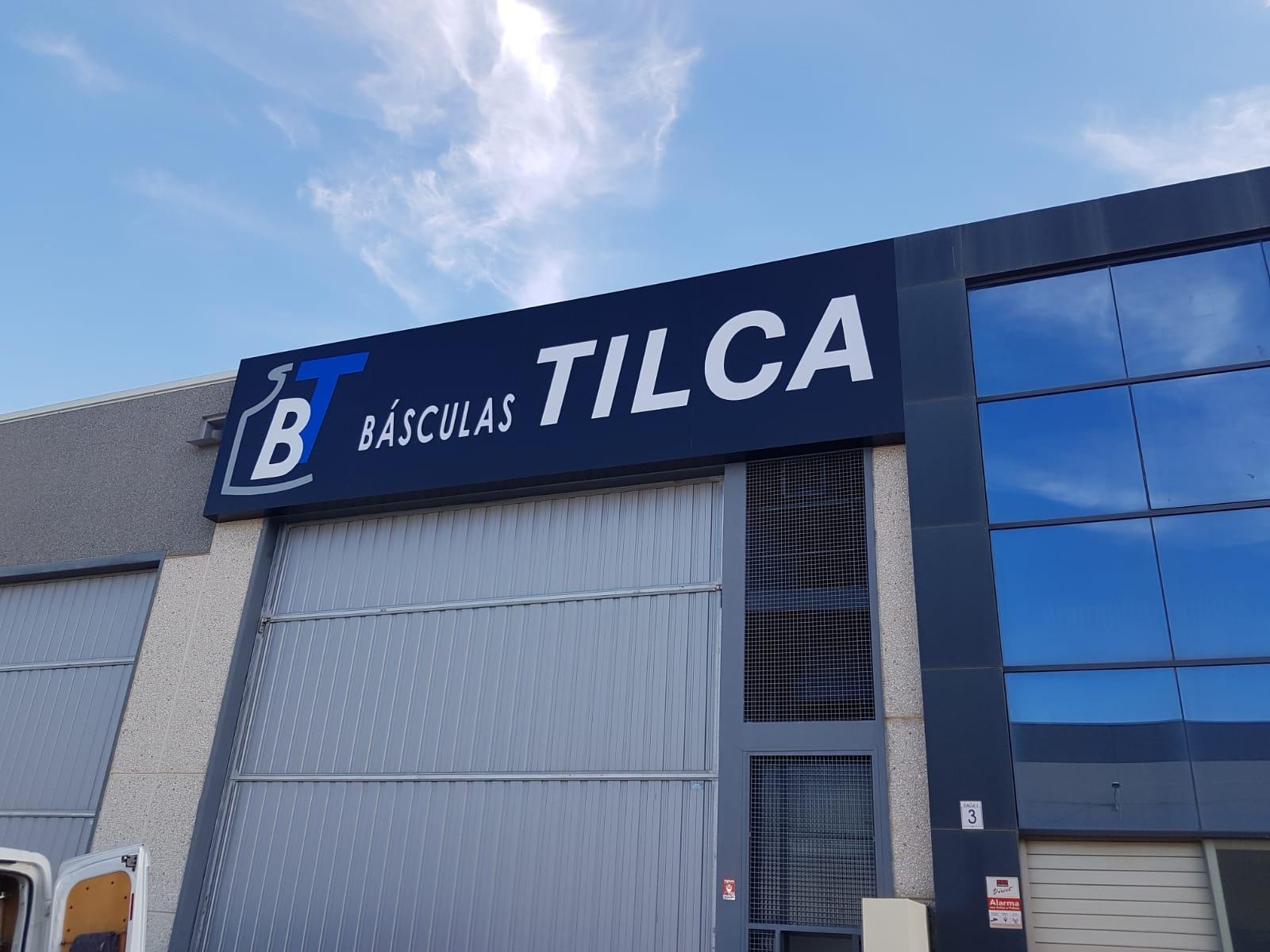 Basculas Tilca