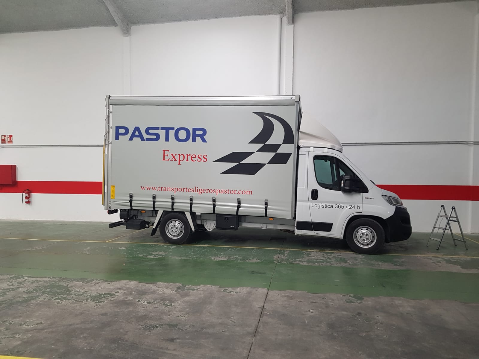 camion pastor