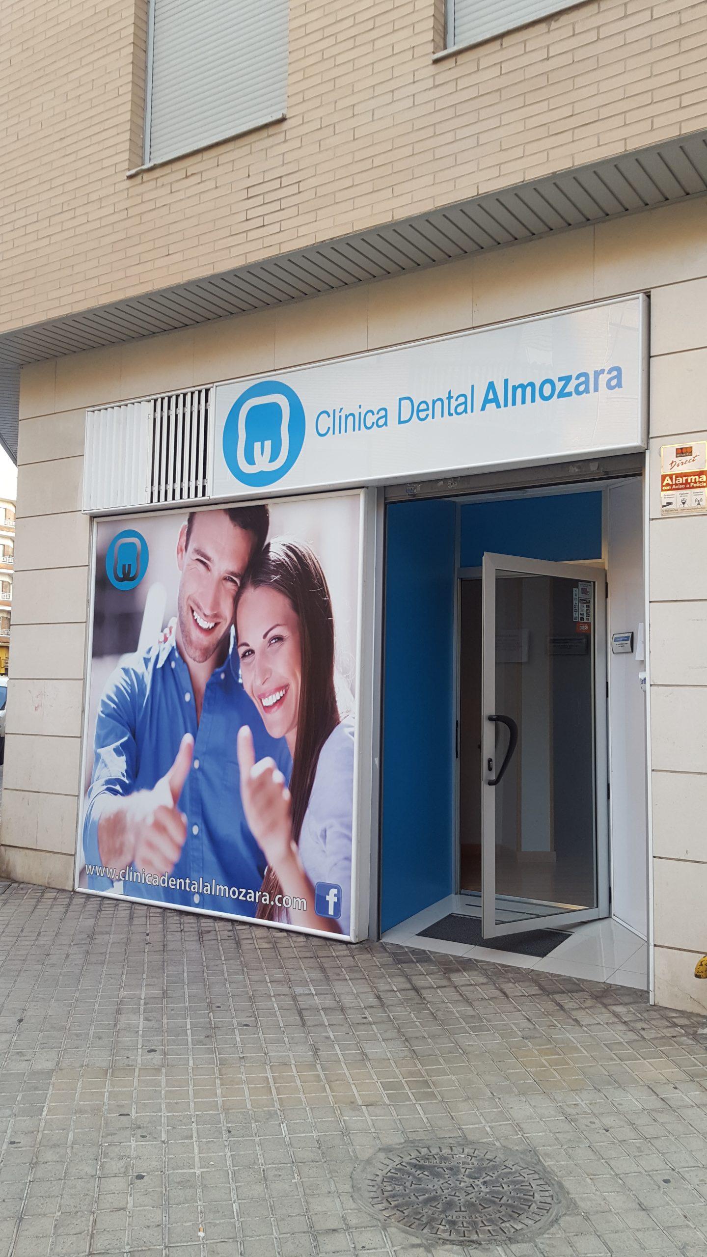 clinica dental almozara