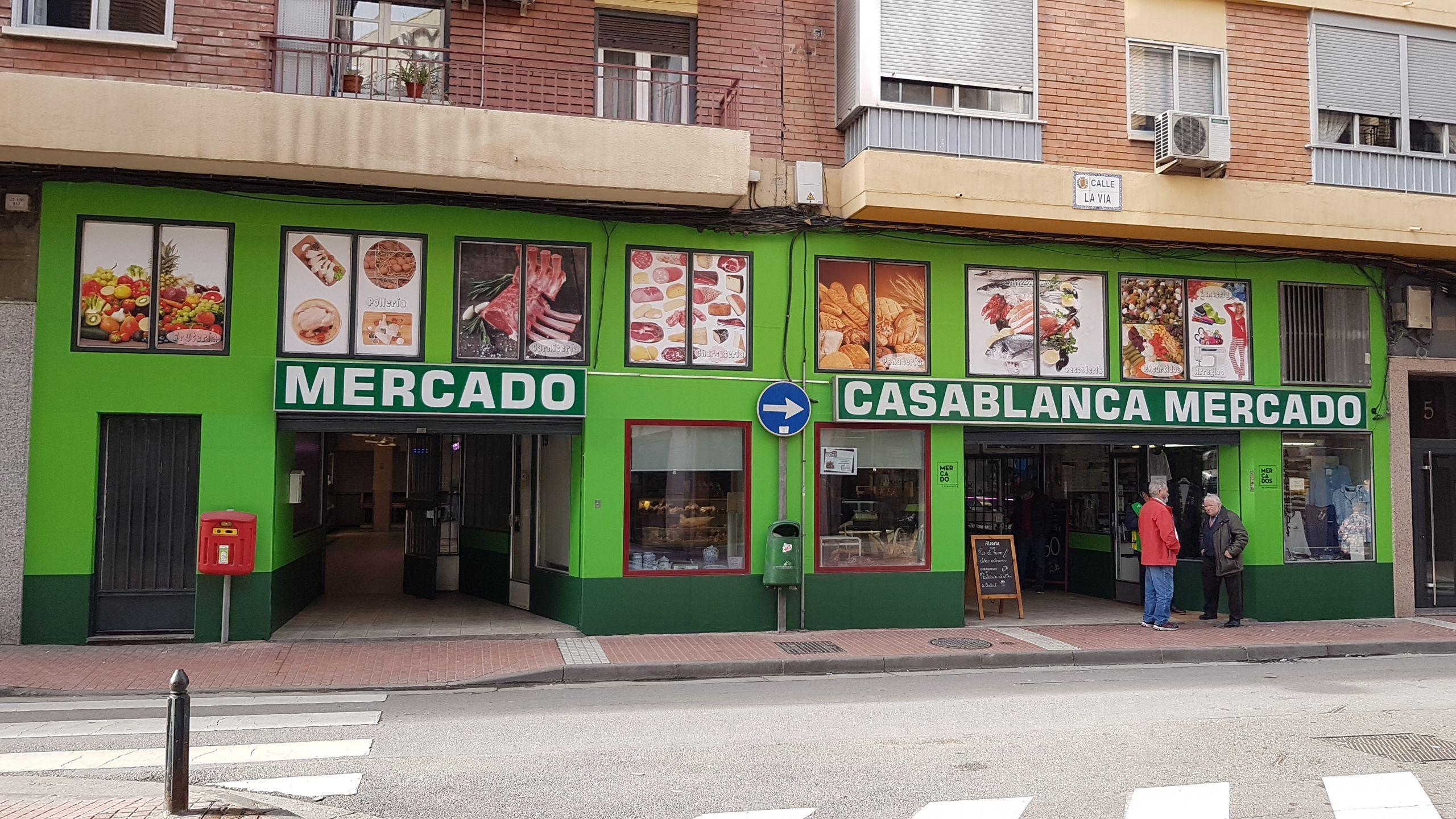 Mercado CASABLANCA