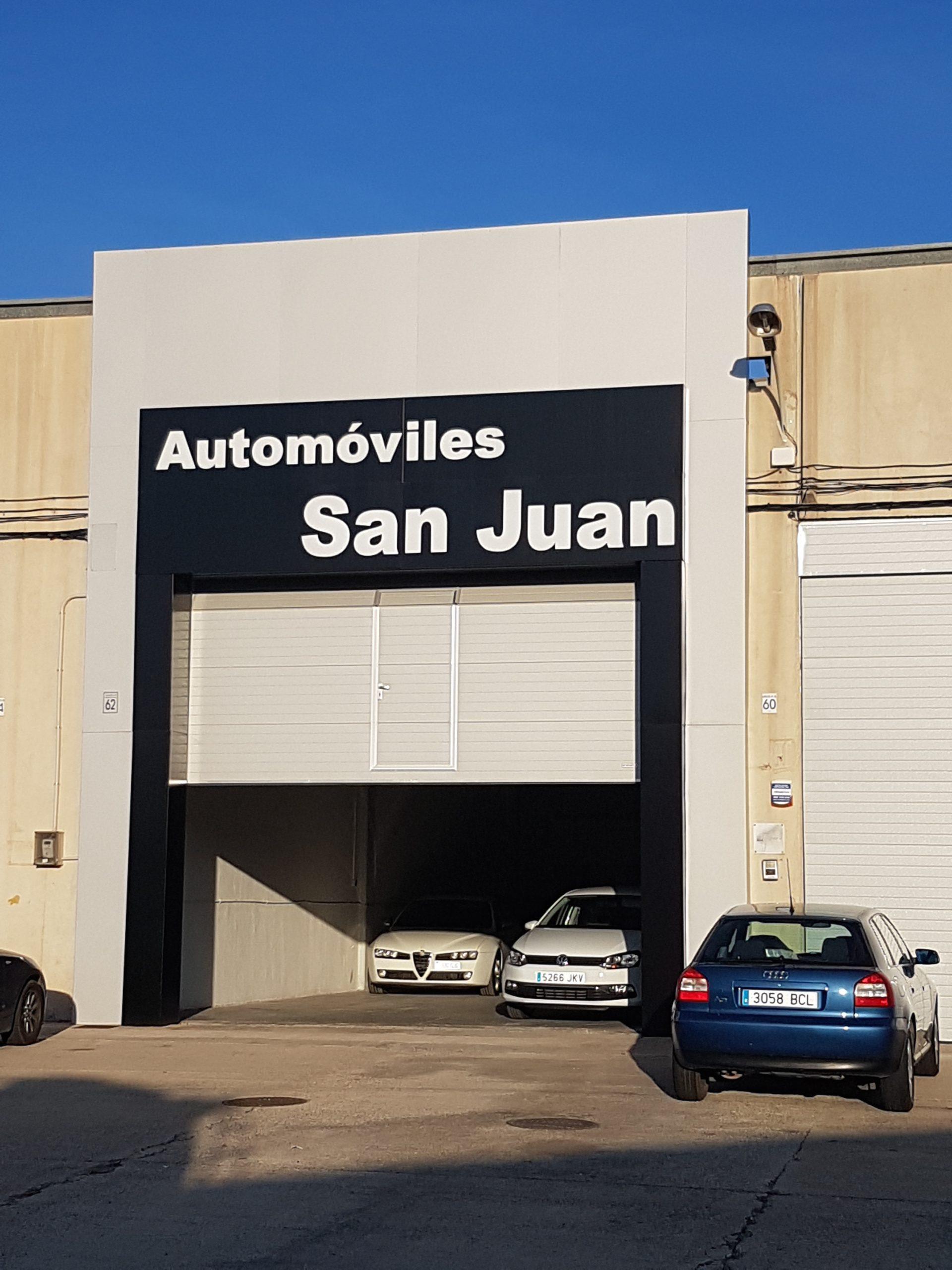 Automoviles SDAN JUAN 3